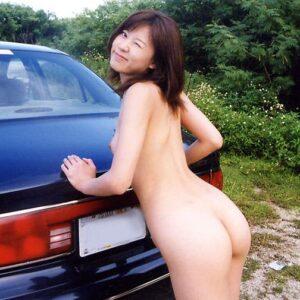 jeune femme asiatique cholet