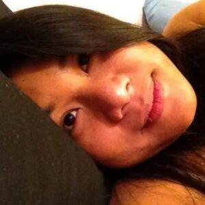 jeune femme asiatique lorient